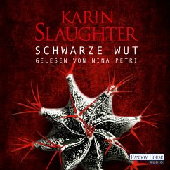 Schwarze Wut / Georgia Bd.5 (MP3-Download) - Slaughter, Karin