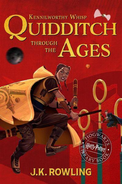 Quidditch through the ages ebook epub von jk rowling bcher fandeluxe Images