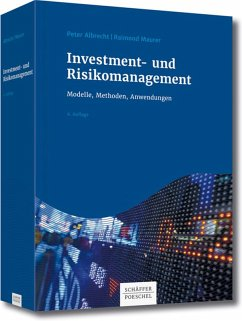 Investment- und Risikomanagement (eBook, PDF) - Albrecht, Peter; Maurer, Raimond