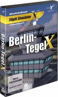 Flight Simulator X - FSX Berlin-Tegel X