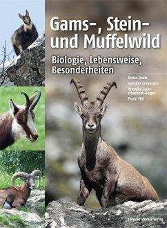 Gams-, Stein- und Muffelwild