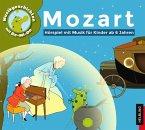Wolfgang Amadeus Mozart, 1 Audio-CD