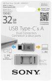 Sony USB Dual Stick 32GB USB Typ C + USB 3.1 Gen1