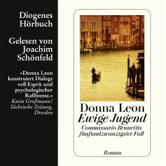 Ewige Jugend / Commissario Brunetti Bd.25 (MP3-Download) - Leon, Donna