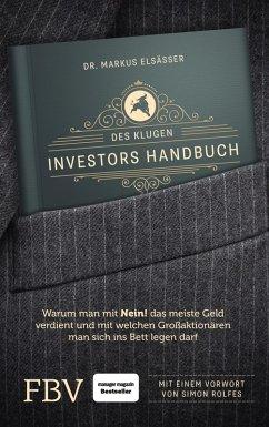 Des klugen Investors Handbuch (eBook, PDF) - Elsässer, Markus; Rolfes, Simon