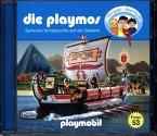 Schatzsuche auf der Galeere / Die Playmos Bd.53 (1 Audio-CD)