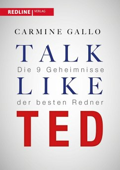Talk like TED (eBook, PDF) - Gallo, Carmine