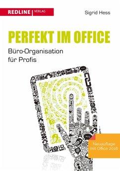 Perfekt im Office (eBook, ePUB) - Hess, Sigrid
