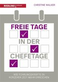 Freie Tage in der Chefetage (eBook, PDF)