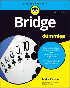 Bridge For Dummies (eBook, ePUB) - Kantar, Eddie