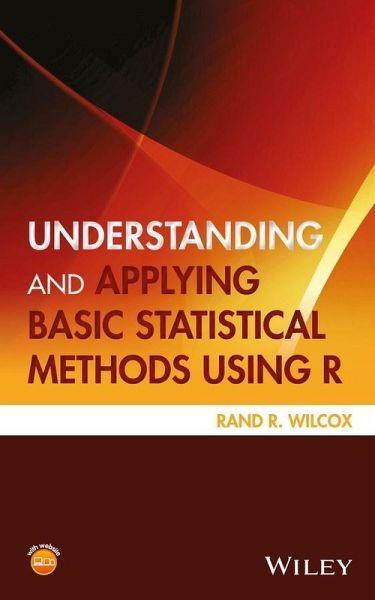 Understanding and Applying Basic Statistical Methods Using R (eBook, PDF)