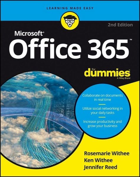 Office 365 For Dummies (eBook, PDF)