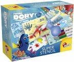 Finding Dory, Superstencil (Kinderspiel)