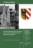 Die Apothekengeschichte Nürnbergs im 19. und 20.Jahrhundert bis zur Niederlassungsfreiheit