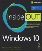 Windows 10 Inside Out (Includes Current Book Service)