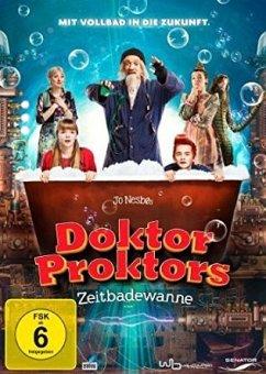 Doktor Proktors Zeitbadewanne