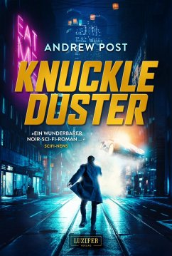KNUCKLEDUSTER (eBook, ePUB) - Post, Andrew