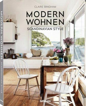 modern wohnen scandinavian style von claire bingham buch. Black Bedroom Furniture Sets. Home Design Ideas