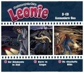 Leonie, Abenteuer auf vier Hufen - 3-CD-Box Die Kennenlern-Box, Audio-CD