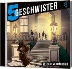 5 Geschwister - Luthers Vermächtnis, Audio-CD