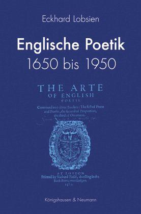 Englische Lyrik der Gegenwart