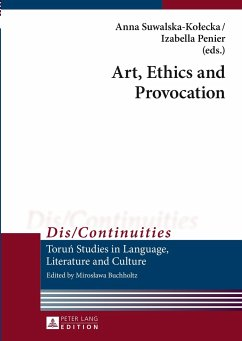 Art, Ethics and Provocation