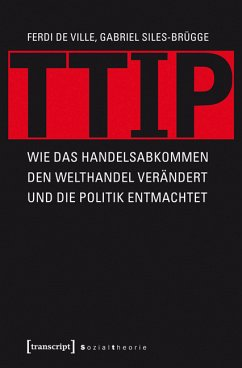 TTIP (eBook, PDF) - De Ville, Ferdi; Siles-Brügge, Gabriel