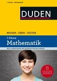 Wissen - Üben - Testen: Mathematik 7. Klasse (eBook, PDF)