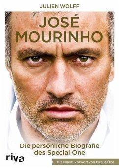 José Mourinho (eBook, ePUB) - Wolff, Julien