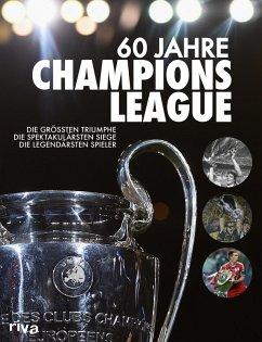 60 Jahre Champions League (eBook, PDF) - Kühne-Hellmessen, Ulrich