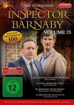 Inspector Barnaby - Vol. 25 - Inspector Barnaby