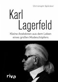 Karl Lagerfeld (eBook, ePUB)