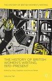 The History of British Women's Writing, 1970-Present