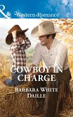 Cowboy In Charge (Mills & Boon Western Romance) (The Hitching Post Hotel, Book 4) (eBook, ePUB)