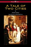 A Tale of Two Cities (Wisehouse Classics - with original Illustrations by Phiz) (eBook, ePUB)
