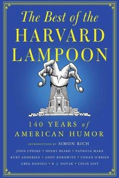 The Best of the Harvard Lampoon (eBook, ePUB) - Lampoon, Harvard