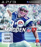 Madden NFL 17 (PlayStation 3)