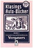 Klasings Auto-Bücher Band 1