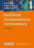 Formelsammlung / Roloff/Matek Maschinenelemente