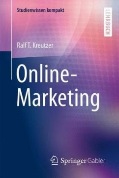 Online-Marketing - Kreutzer, Ralf T.