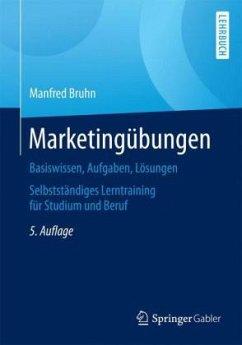 Marketingübungen - Bruhn, Manfred