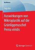 Auswirkungen von Mikroplastik auf die Grünlippmuschel Perna viridis