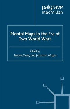 Mental Maps in the Era of Two World Wars