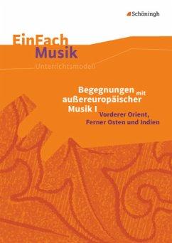 Begegnungen mit außereuropäischer Musik 1. EinF...