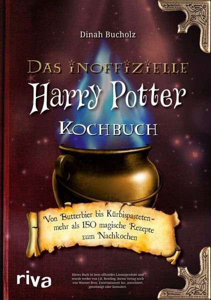 das inoffizielle harry potter kochbuch von dinah bucholz. Black Bedroom Furniture Sets. Home Design Ideas