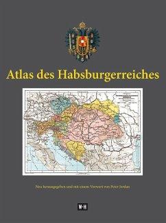 Atlas des Habsburgerreiches - Jordan, Peter