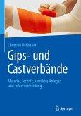 Gips- und Castverbände