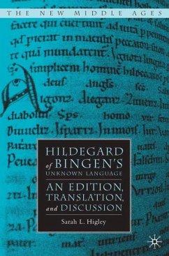 Hildegard of Bingen's Unknown Language - Higley, S.