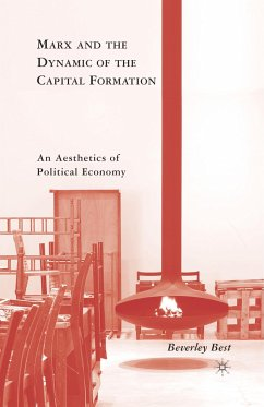Marx and the Dynamic of the Capital Formation - Best, B.