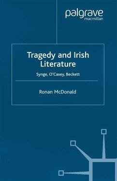 Tragedy and Irish Literature - McDonald, R.